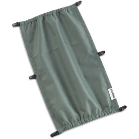 Croozer Suncover voor Kid Vaaya 1, jungle green